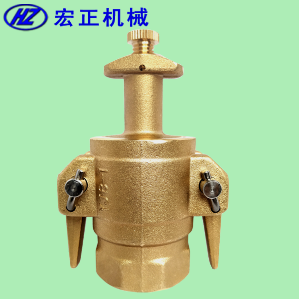 黄铜液化气鹤管气相接头YJB-1型